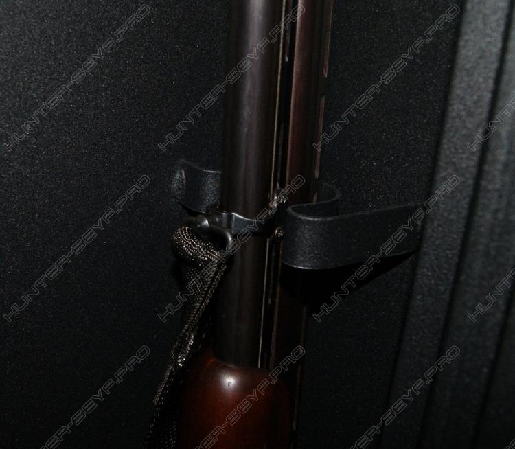 Металлический ложемент на 1 ружье